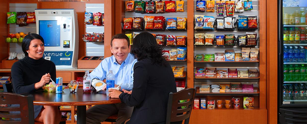 Micro Market Snacks and Kiosk
