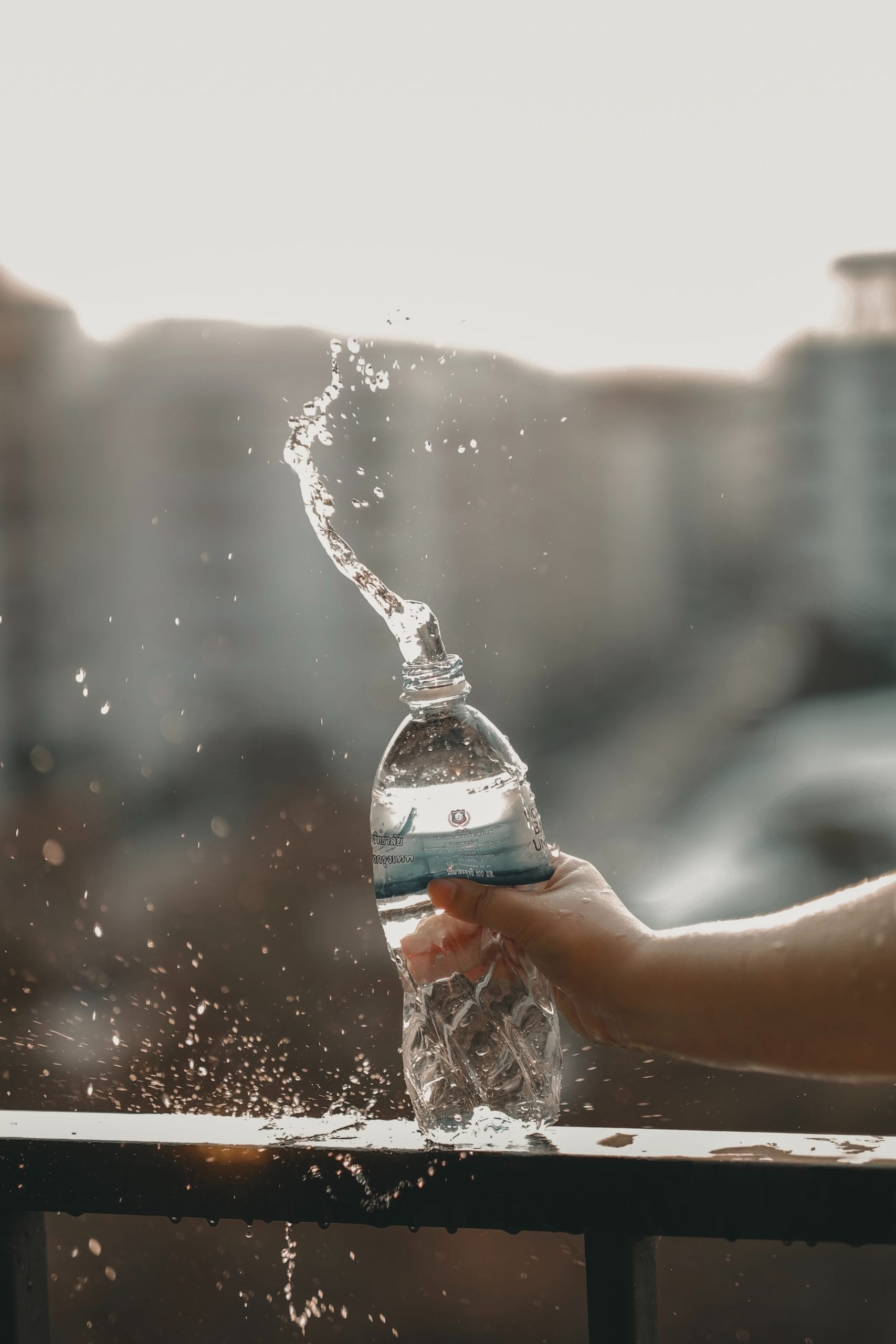 Atlanta enjoys bottled water