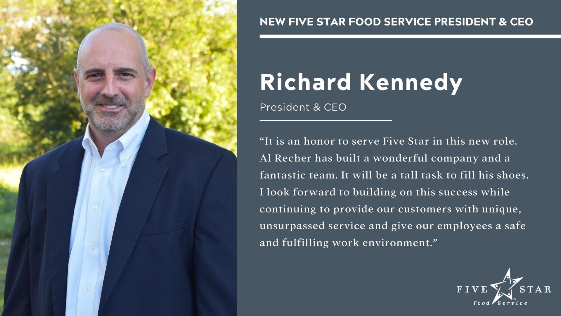 Five Star CEO
